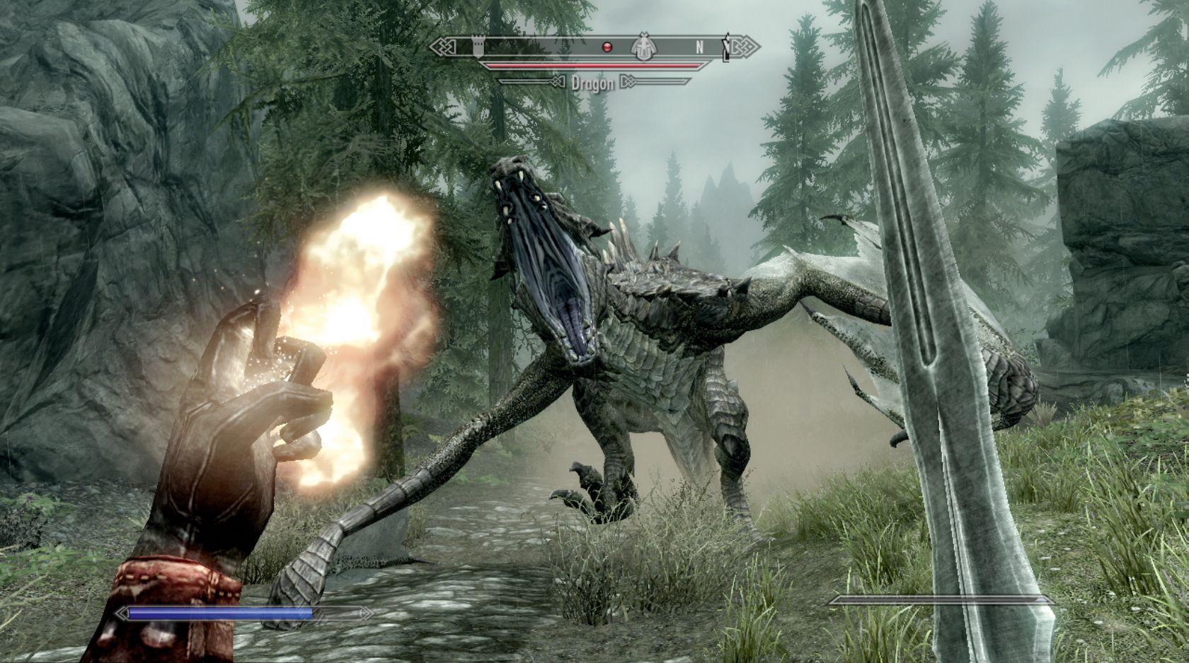 Elder Scrolls V: Skyrim Special Edition Review (PS4