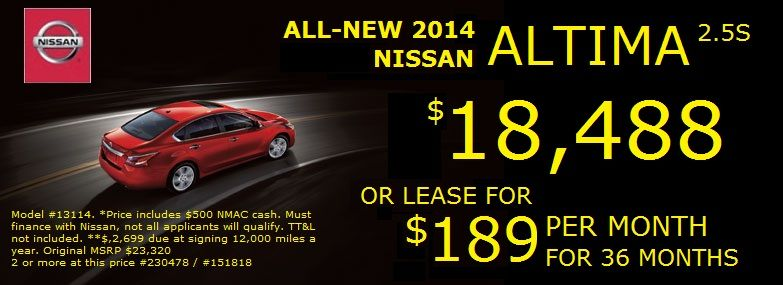 Build your Altima with us and change the way you drive!  ALL NEW #NissanAltima for $18,488! Shop your best #car with us NOW!  #AnciraNissan #SanAntonio #Downtown San Antonio