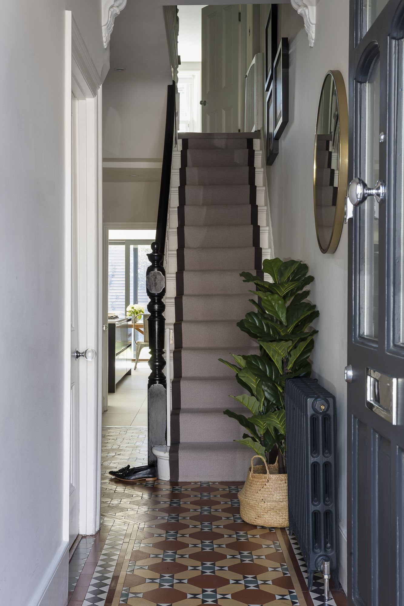 Interior Design By Imperfect Interiors At This Victorian Terraced House In Balham Victorian House Interiors Victorian Terrace Interior Victorian Terrace House