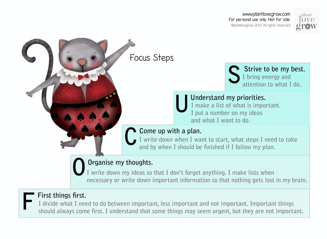 Help Children Learn To Focus And Manage Their Energy With