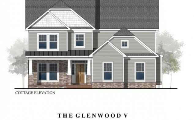 Exceptional New Homes Designs From Award Winning New Homebuilders In Chester County And Delaware County Pa View Our House Design New Homes Building A House