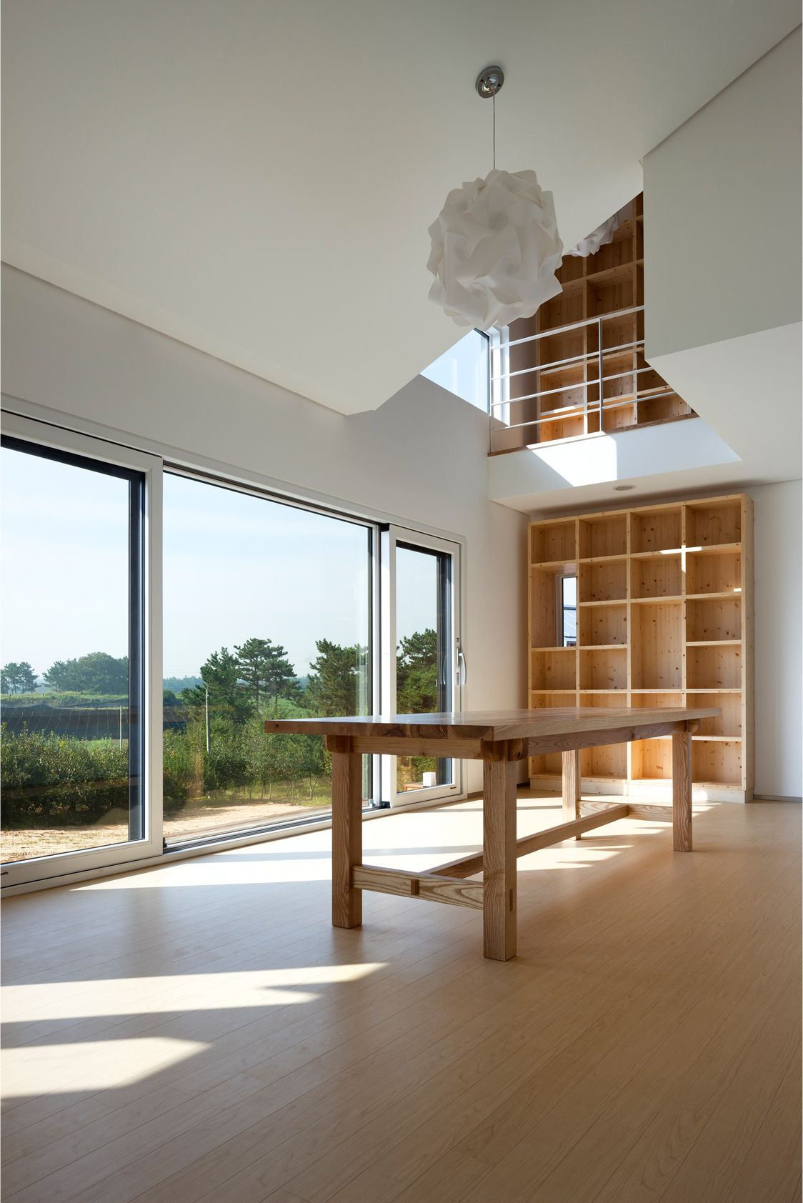 House of January, House on the Demarcation | studio_GAON | Photo: Youngchae Park | Archinect