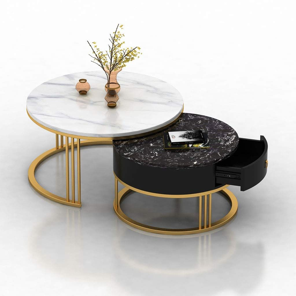 Nesting Tables In 2020 Round Nesting Coffee Tables Coffee Table Nesting Coffee Tables