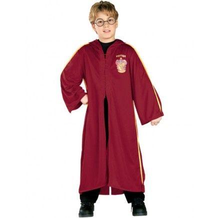Disfraz de Harry Potter túnica Quidditch niño - 29.99