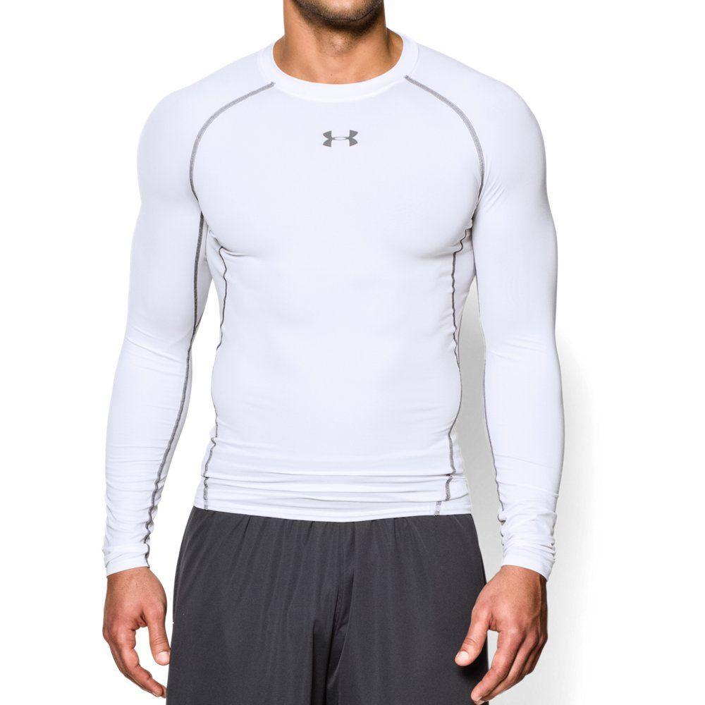 Under Armour HeatGear Armour Compression Short Sleeve Baselayer Shirt