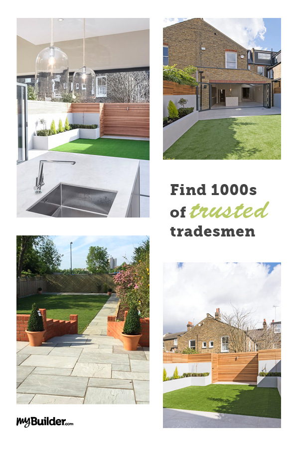 Make your garden design dreams come true. With thousands of approved and reviewed tradesmen across the UK, it's easy to get quotes from a tradesman you can trust on MyBuilder.com.