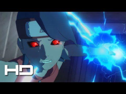 Orochimaru Curse Mark Sarada Uchiha Chidori Awakening Mod