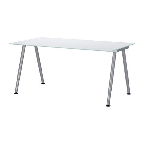 GALANT Desk IKEA Tested and approved for office use. Fulfils the highest  quality standards for stability and durability.
