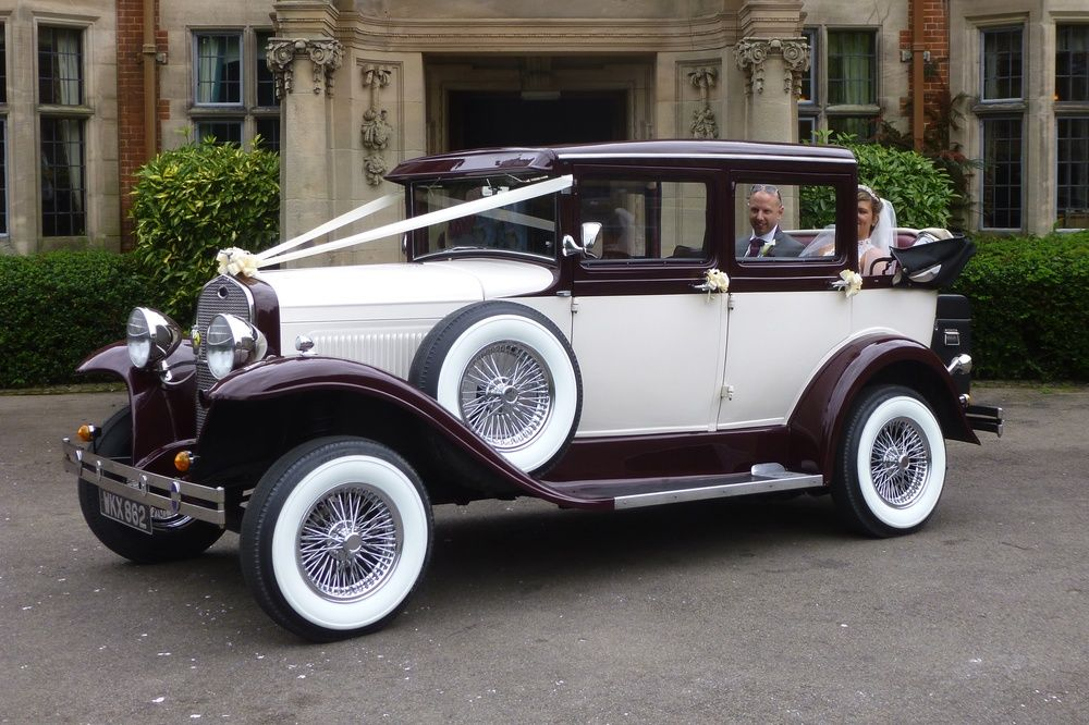 Pin By Married In Style Wedding Cars On Our Wedding Cars Wedding Car Wedding Car Hire Car Hire