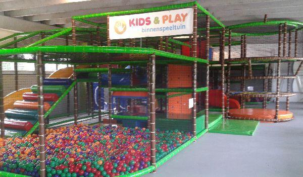 Ontspanning Kids & Play binnenspeeltuin
