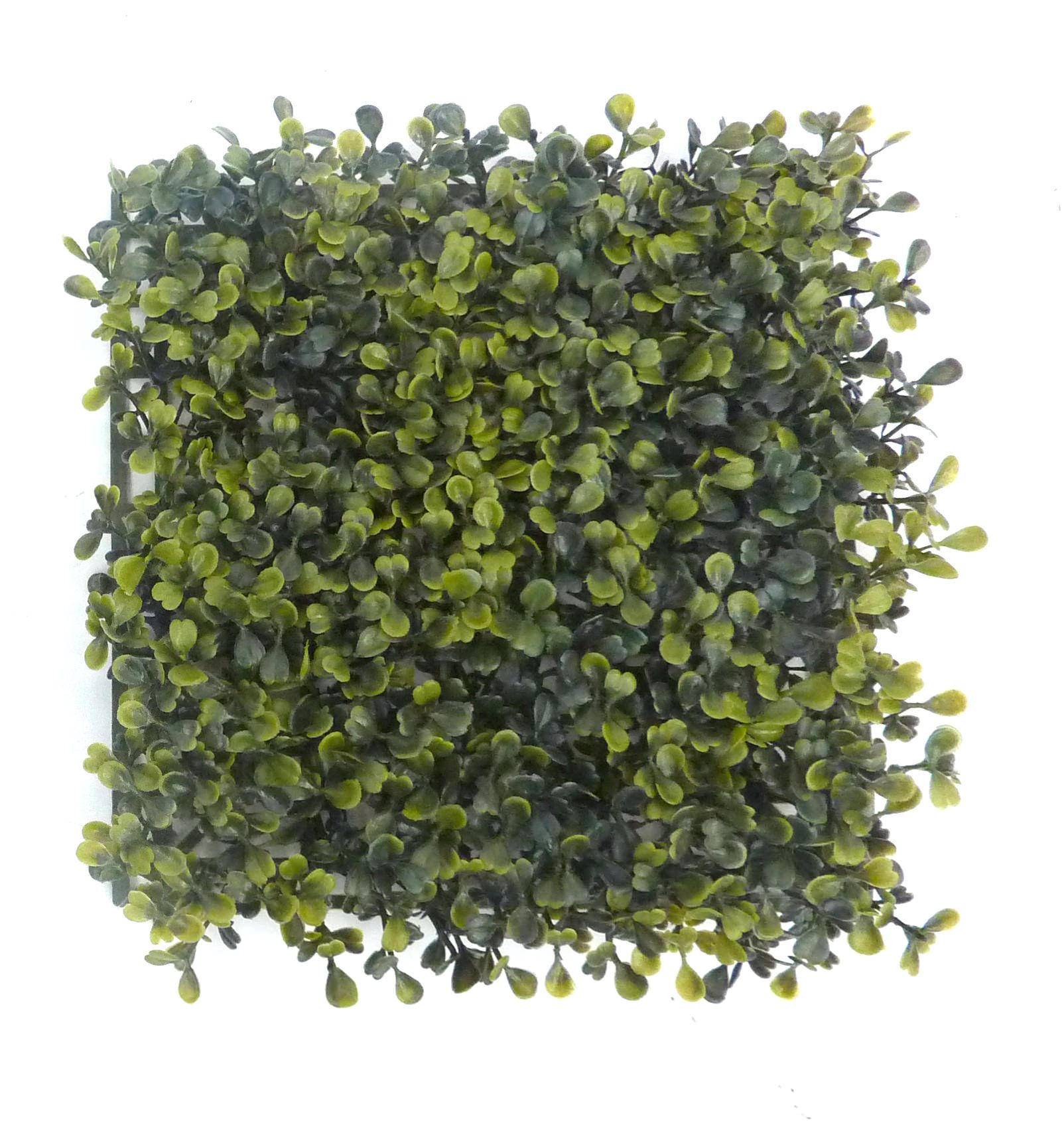 Artificial Boxwood Hedge Panel