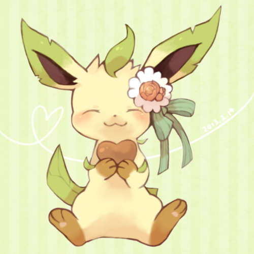 Leafeon #470