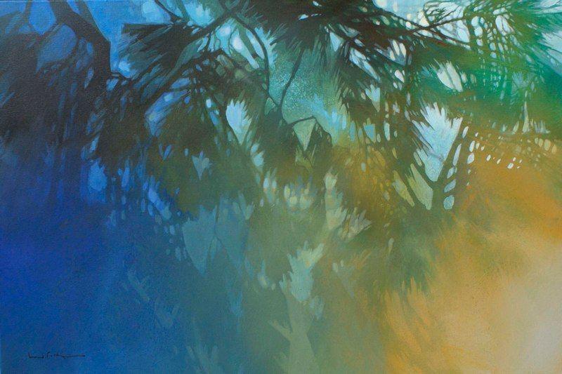 """Light Patterns"" Linda Kemp"