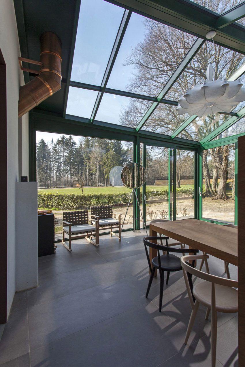 Riccardo Cassina Corrado Spinelli Architetti Design a Contemporary ...