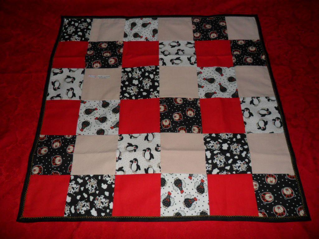 toalha quadrada