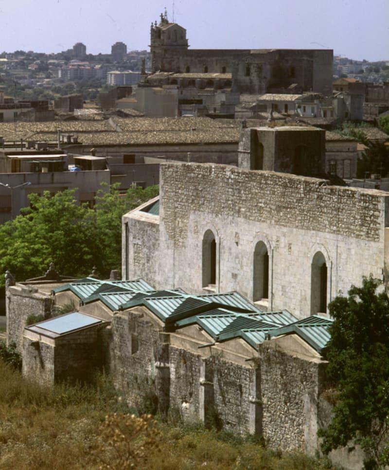 Bruno Messina, Emanuele Fidone · Recupero del complesso conventuale di Santa Maria del Gesù (Sec.XV) - 1°intervento
