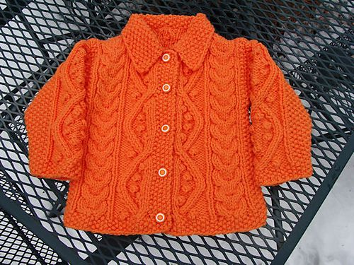 Ravelry: Aran Baby Set - cardigan pattern by McCall Pattern Company ...