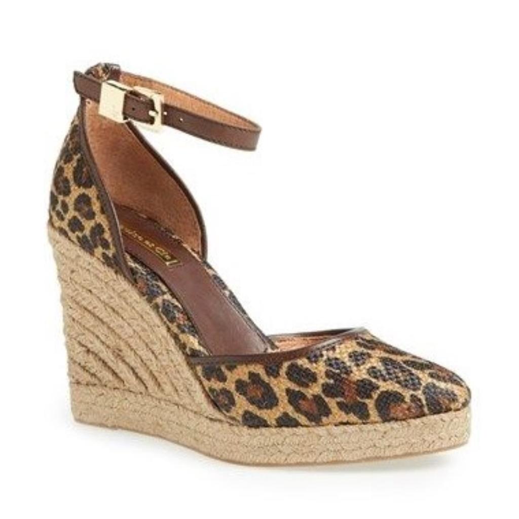 d84c97e7176 Louise et Cie Shoes | Louise Et Cie Palma Espadrille Wedge Animal ...