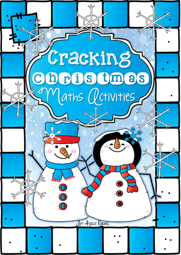 Cracking Christmas Maths Activities | Math activities, Prime numbers ...
