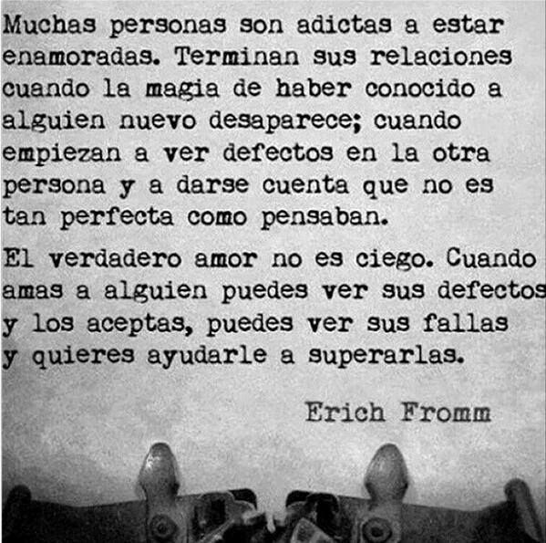 El Verdadero Amor Amar A Alguien Frases Te Amo Como Eres