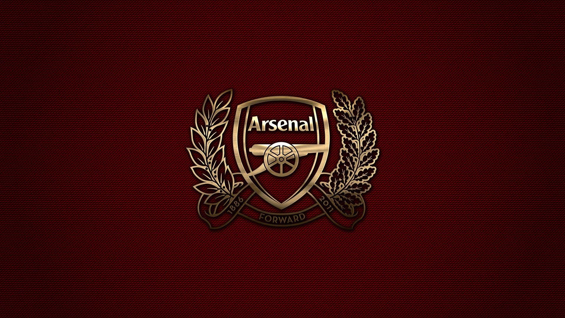 Arsenal Logo Wallpaper HD   Wallpaper   Pinterest   Arsenal wallpapers, Arsenal and Wallpaper