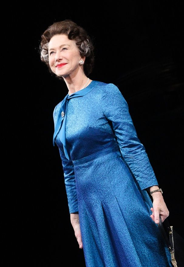 Photos Helen Mirren The Cast Of The Audience Celebrate A Broadway Opening Night Fit For A Queen Helen Mirren Hooray For Hollywood Celebrities
