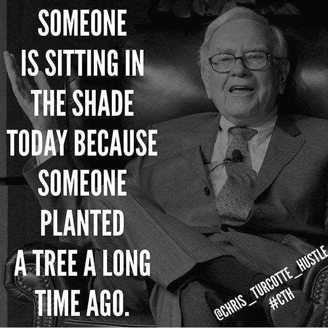 What seeds have you planted?