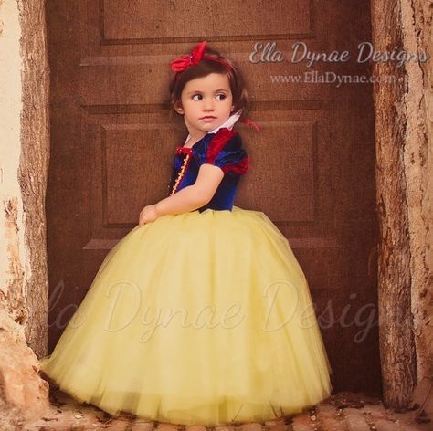 Christmas Delivery Snow White Costume Princess Gown от