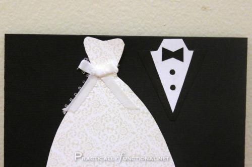 DIY Wedding Card