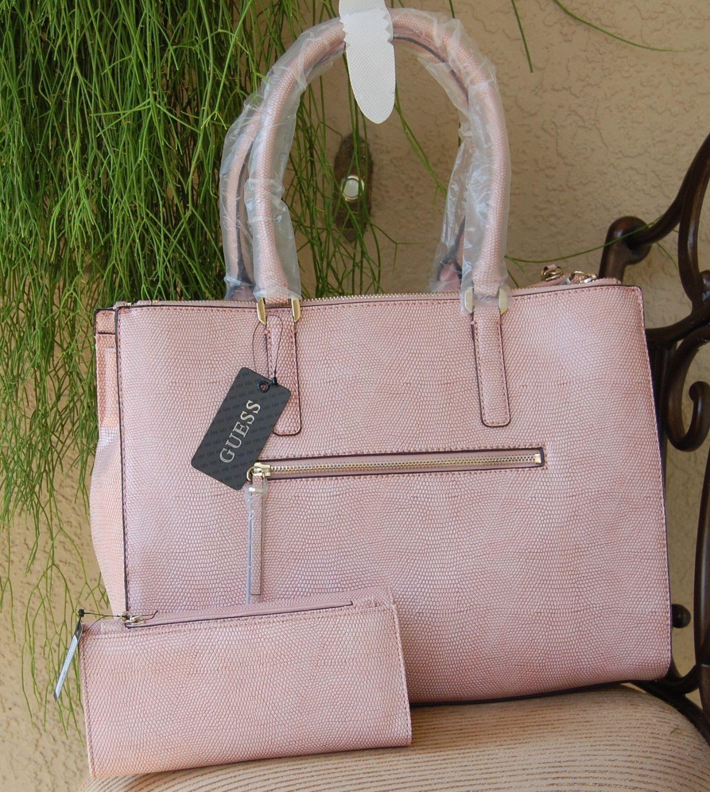 Guess Handbag Wallet Set