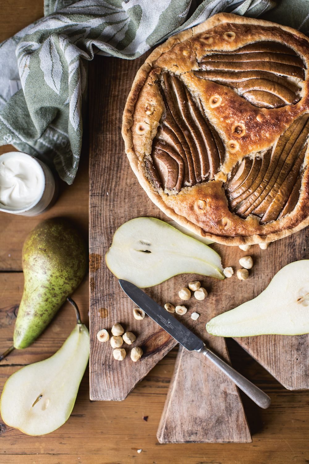 A lot on her plate tart recipes food recipes how to