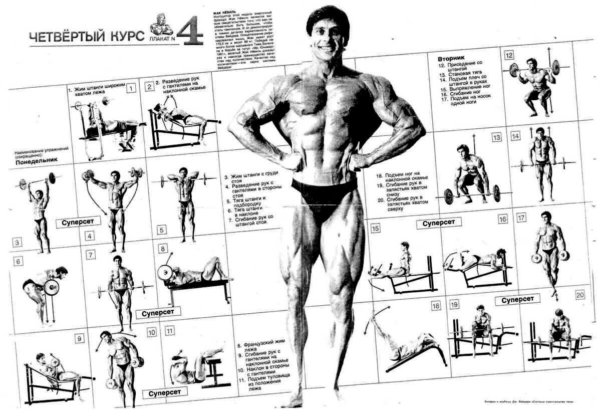 того, упражнения в картинках по бодибилдингу и фитнесу хитрые просто опасные