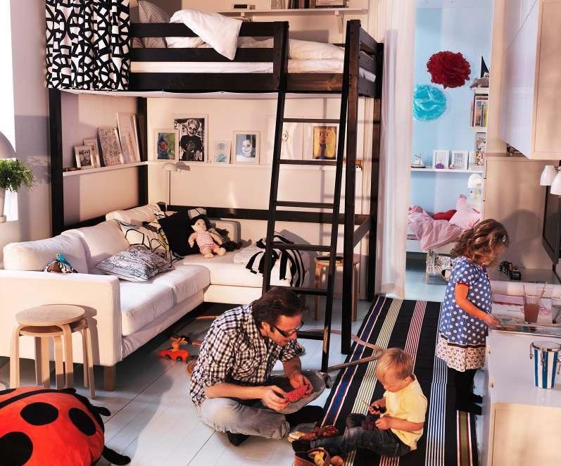 Letto A Castello Stora Ikea.Ikea Letto Soppalco Arredo Cerca Con Google Planirovki Spalni