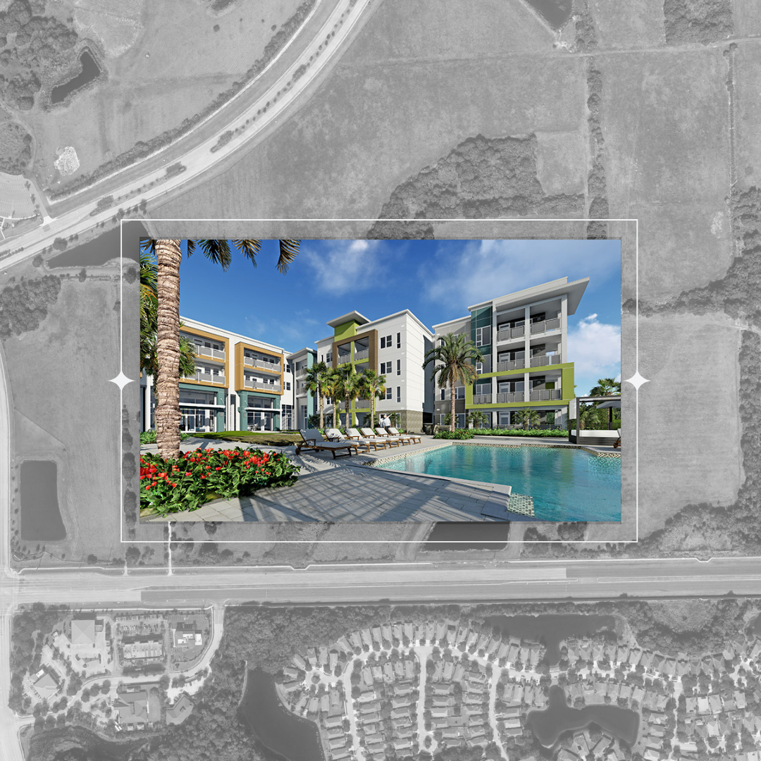 The Greene Apartments At Lakewood Ranch Sits On 11.2 Acres