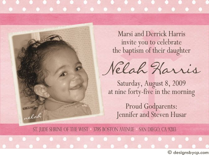 First birthday and baptism invitations my birthday pinterest first birthday and baptism invitations stopboris Image collections