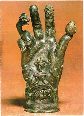 Carl Jung Depth Psychology: Gnostic Hand