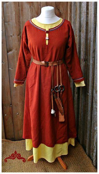 Mittelaltergewandung Mittelalterkleidung