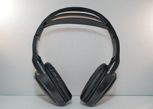 Chrysler Town Country Wireless Dvd Headphones Black 1 Headset