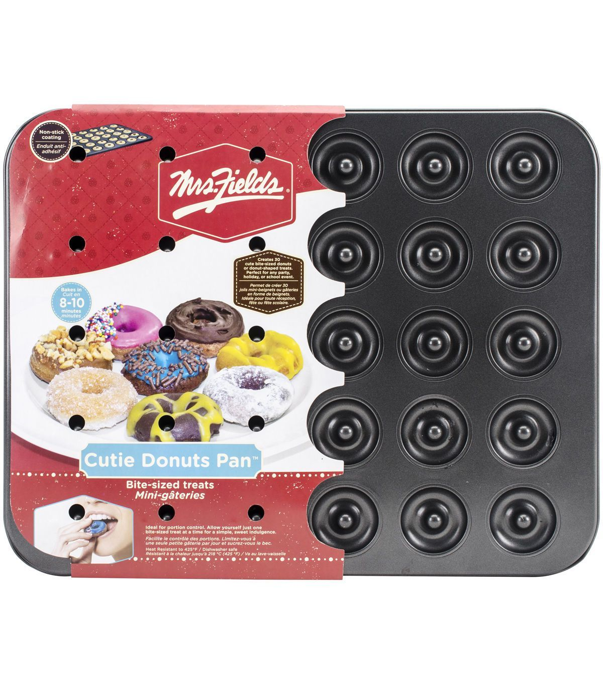 Mini Juegos De Cocina Love Cooking Company Mrs Fields Mini Donut Pan Cupcakes