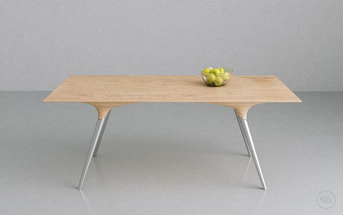Esprit Salon Tafel.Sottobosco La Table A Manger Par Interno99 Furniture