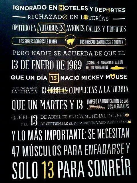 Martes 13 No Te Preocupes Con Imagenes Frases De Martes