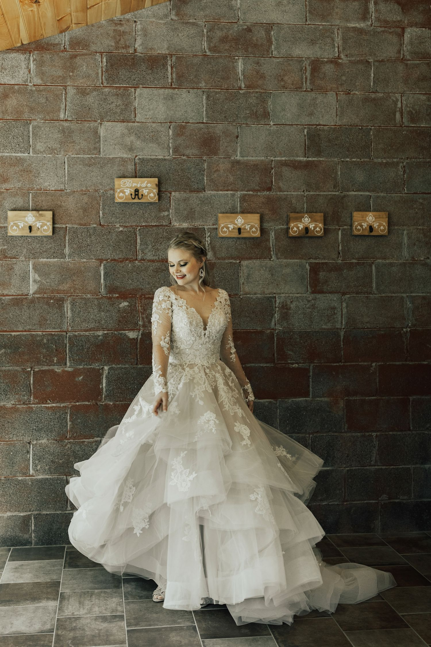 Alyssa Dylan Knoxville Tennessee Fantasy Themed Wedding