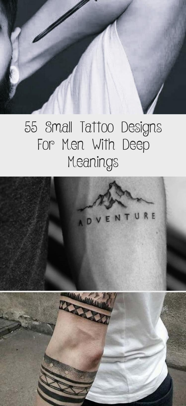 55 Small Tattoo Designs For Men With Deep Meanings Tattoos Small Tattoo Designs For Men With Deep In 2020 Small Tattoos Tattoo Designs Men Small Tattoos For Guys