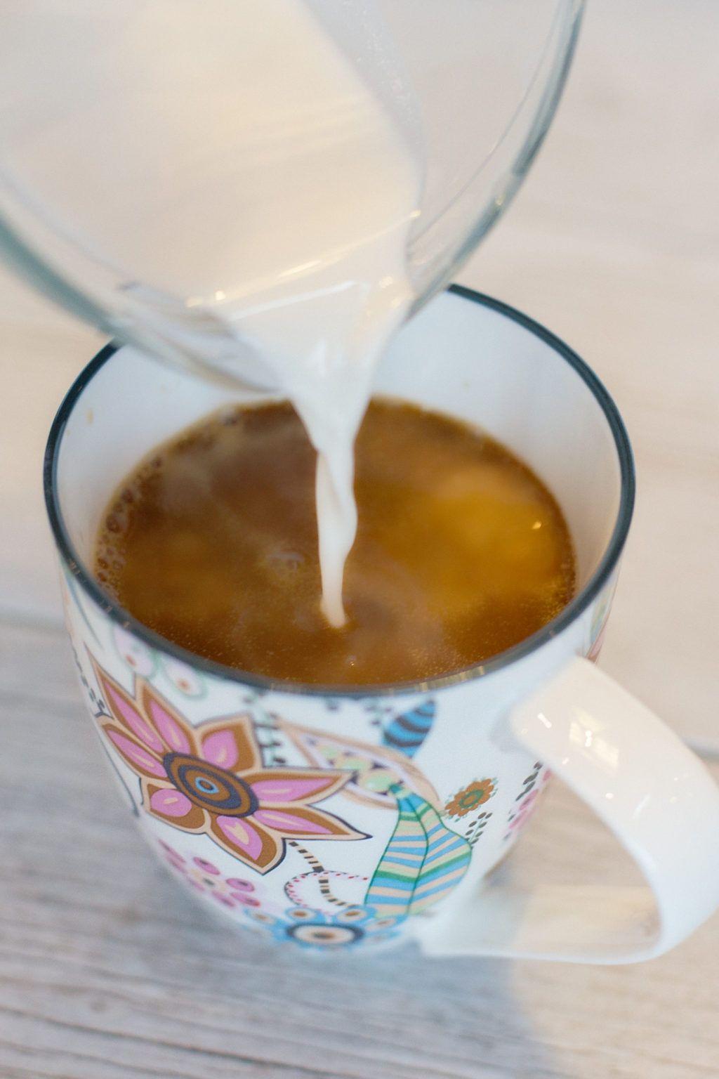 Dairy free coffee creamer recipe dairy free coffee