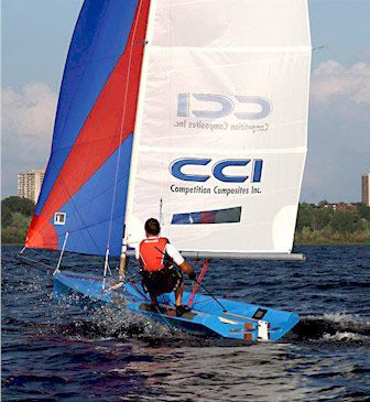 Quetzal  Plans and kits available from CCI CCI boat