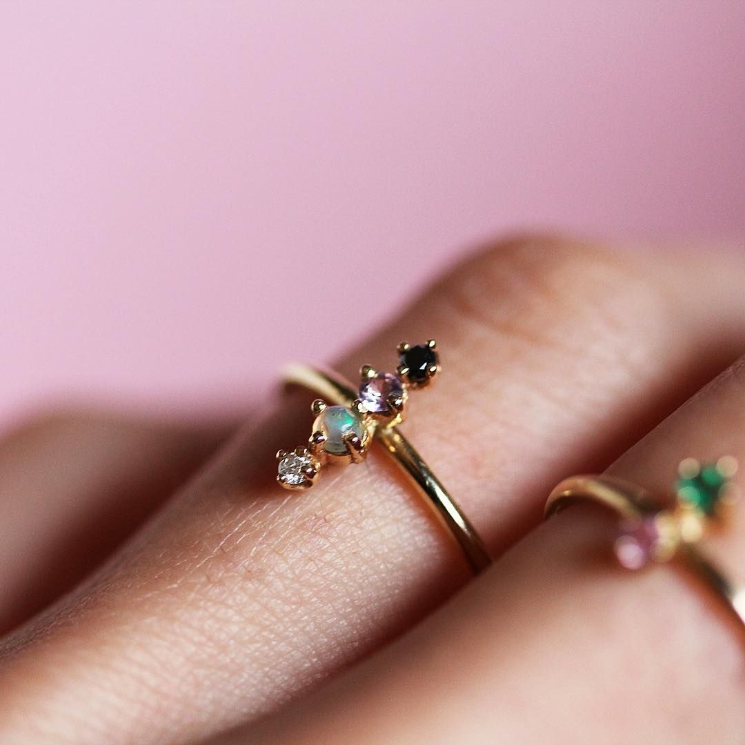Lumo Jewelry | my style. | Pinterest | Opal rings, Gems and Ring