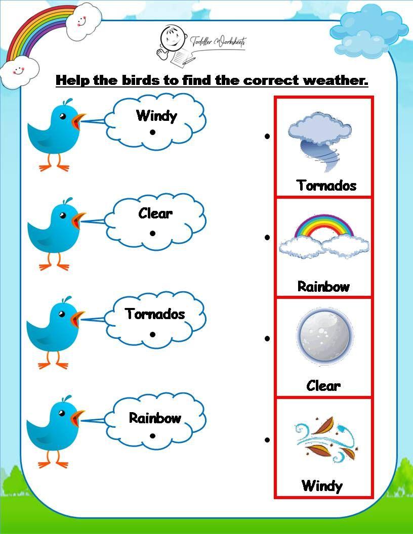 Preschool Weather Worksheet Preschool Weather Preschool Activities Weather Worksheets