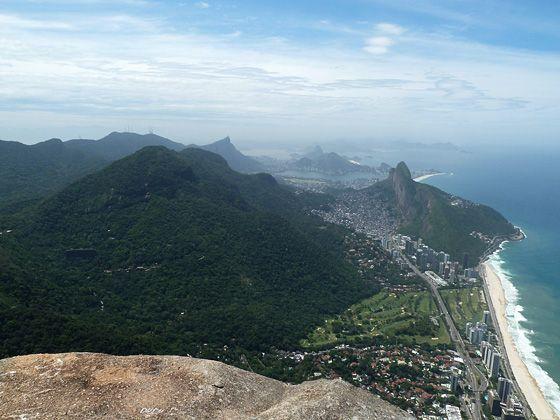 Pedra da Gávea, Rio de Janeiro, Brazil [1080 x 1350