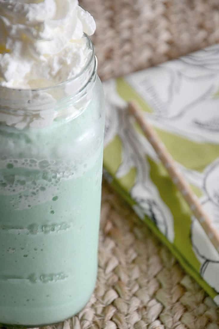 Photo of Try making your own Starbucks Green Tea Frappuccino