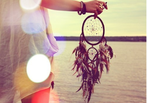 Always wanted a dream cather like this one! <3